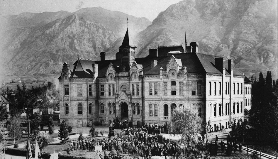 Brigham Young Academy 1900