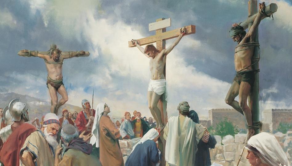 Wer den Heiligen Geist leugnen, dem wird keine Umkehr gewährt und er macht sich schuldig am Blut Jesu Christi.