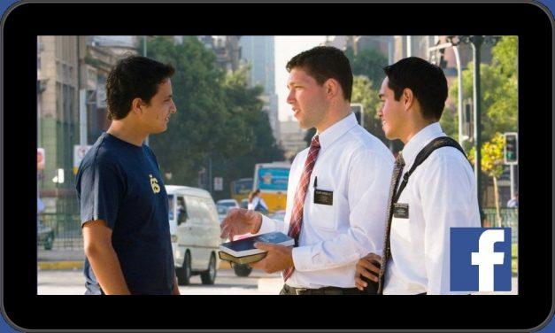"""Richtlinien für """"Facebook-Missionare"""""""