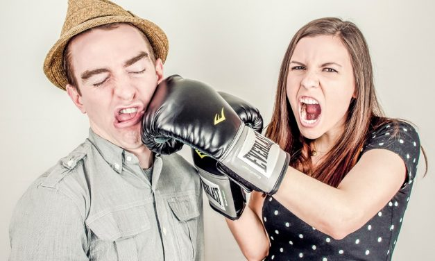 Streit in der Ehe