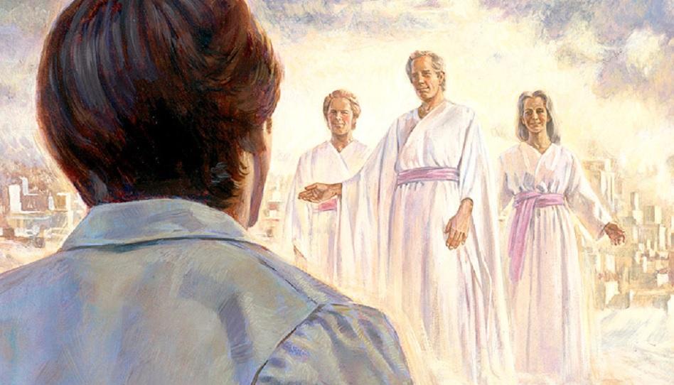 So sieht's im Himmel aus: Joseph Smith's Vision von drei Herrlichkeiten