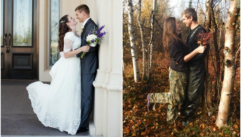 verheiratet sein