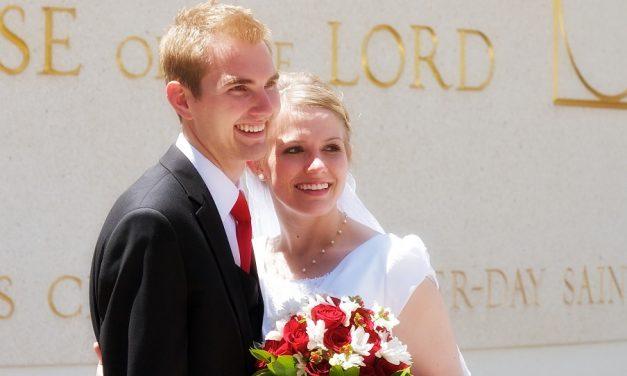 Von Tempeln und Brautkleidern: Wer verurteilt, richtet sich selbst