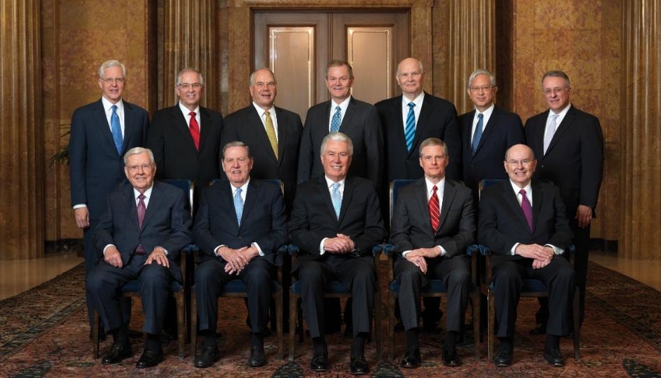 Das Kollegium der Zwölf Apostel der Kirche Jesu Christi der Heiligen der Letzten Tage -- Führerschaft einer Sekte?