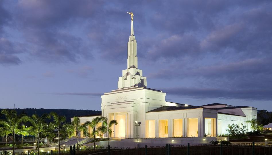 Apia Samoa Tempel