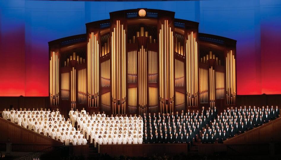 Mormon Tabernacle Choir Generalkonferenz