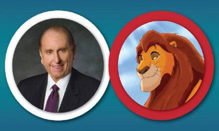 Die Apostel als Disney-Charaktere