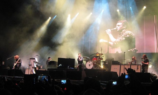 """""""The Killers"""" Leadsänger Brandon Flowers spricht über seinen Glauben"""