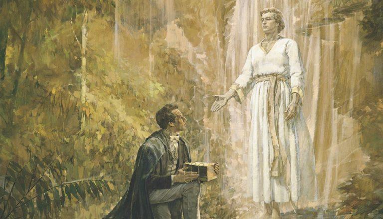 Joseph Smith Gebete Moroni
