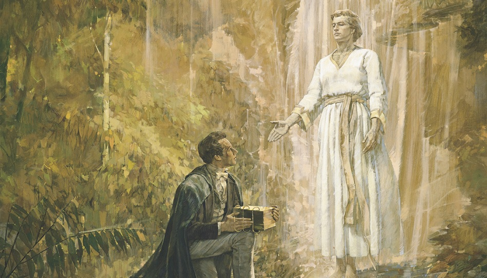Joseph Smith Gebete Moroni