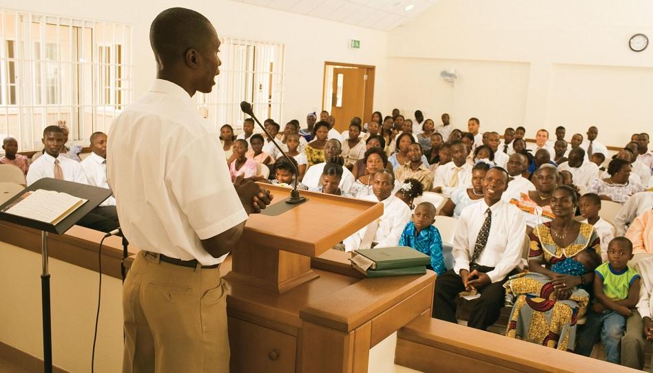 Angststörungen in der Kirche