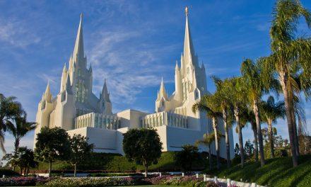 Das Symbol, das 10.000 Mal im San Diego Tempel auftaucht
