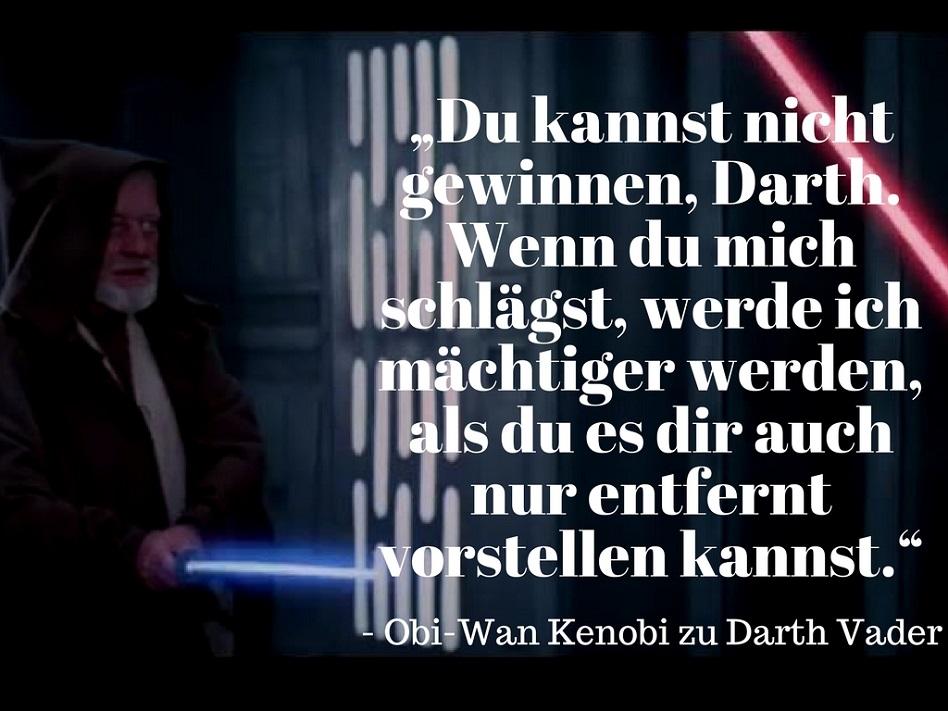 Obi Wan Generalkonferenz