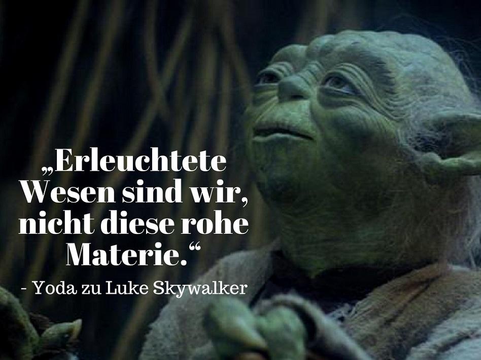 Zitat Yoda