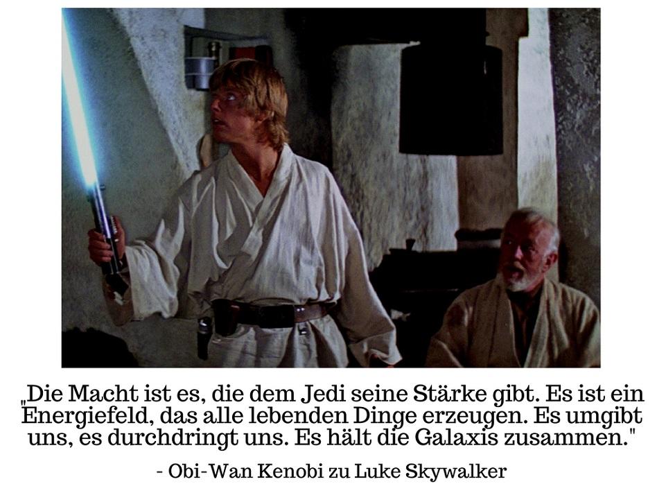 Star Wars Zitat