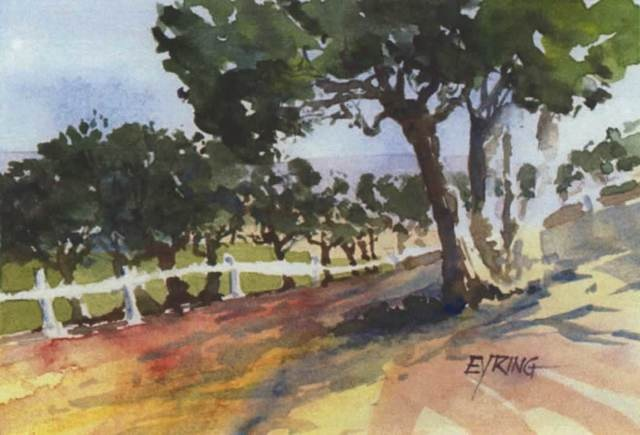 Eyring 9 Gemälde Kunstwerke