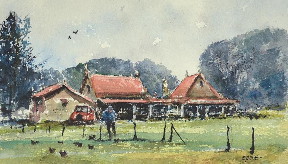 21 Kunstwerke von Präsident Henry B. Eyring