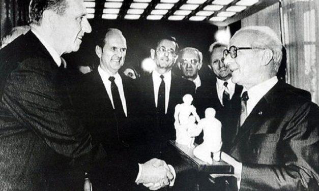 Präsident Monson erzählt: Mein Treffen mit Erich Honecker in der DDR
