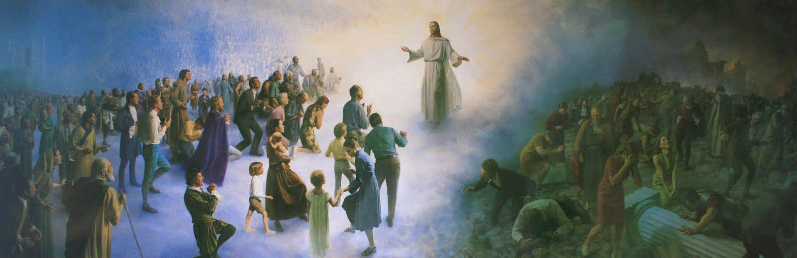 Zweites Kommen Jesu Christi