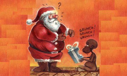 Das beste Geschenk ist vielleicht gar nichts Geschenktes