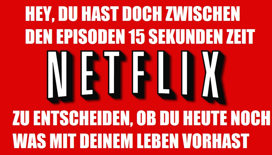 Netflix Sucht