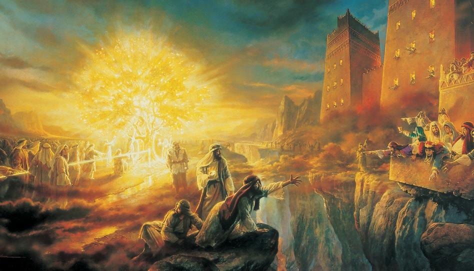 Anti-Mormonismus Lehi's Traum