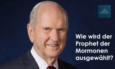 Wie der Prophet der Mormonen ausgewählt wird