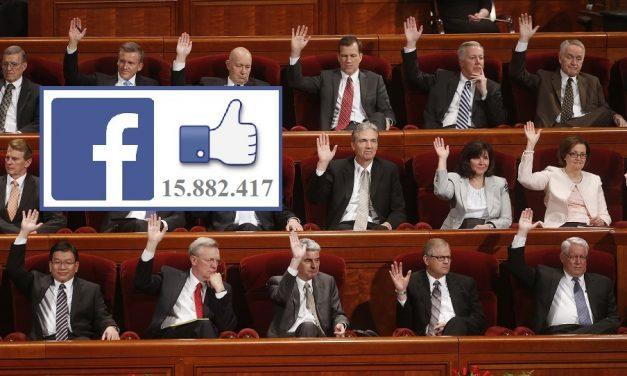 Unsere Lieblingsposts von Kirchenführern auf Facebook
