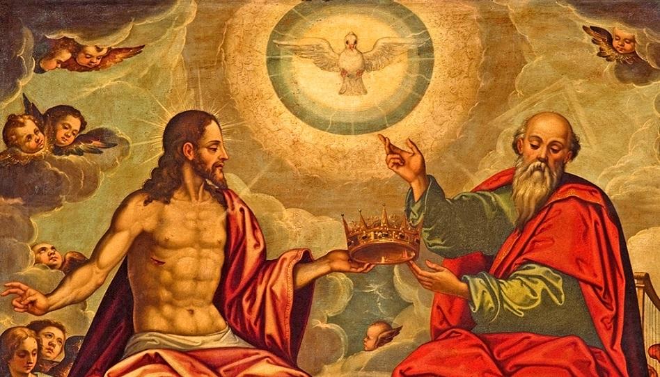 Gott der Vater, Gott der Sohn und Gott der Heilige Geist