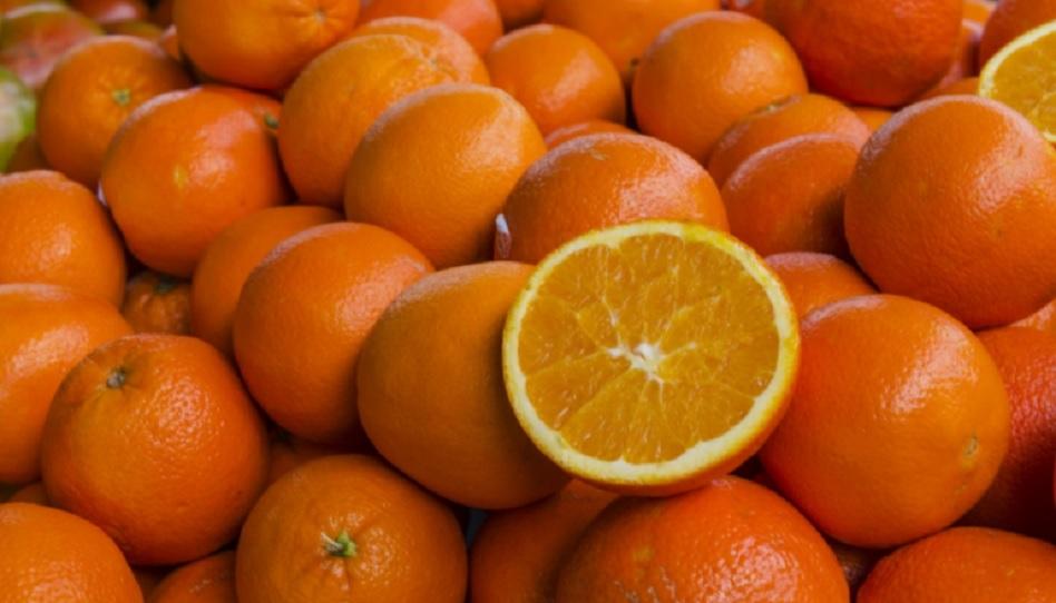 Gesund leben orangen