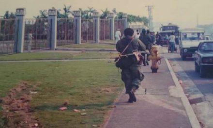 Bomben und Raketen: Als der Manila-Tempel von Rebellen besetzt wurde