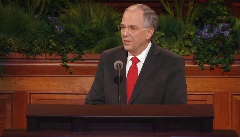 Elder Neil L. Andersen Generalkonferenz