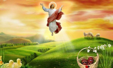 Wie man ein auf Christus gerichtetes Osterfest feiert