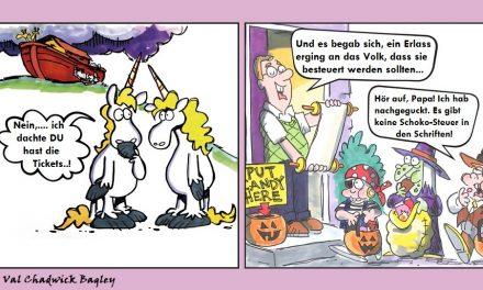 40 Jahre lustig: Mein Leben als Karikaturist