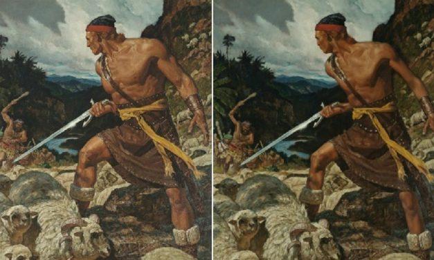 7 berühmte Buch Mormon-Helden – ganz ohne Steroide
