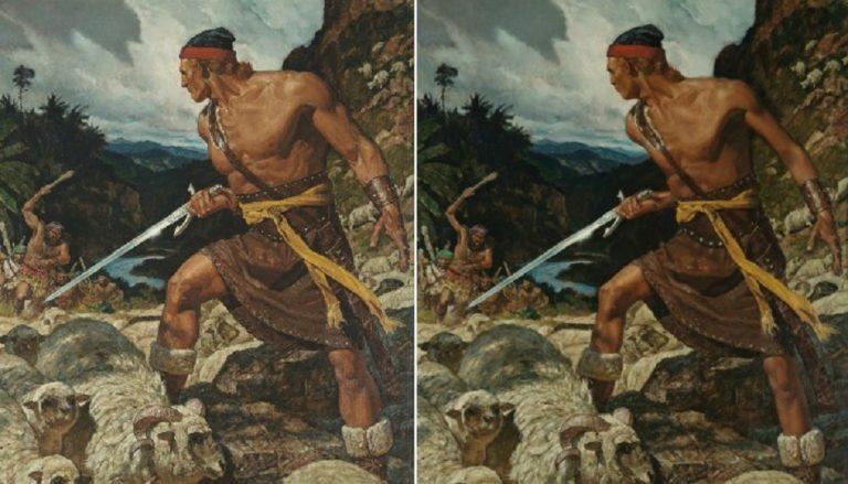 Buch Mormon Helden Steroide Ammon