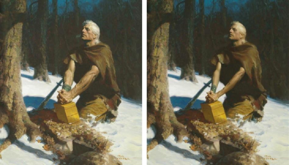 Buch Mormon Helden Steroide