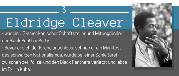 Eldrigde Cleaver