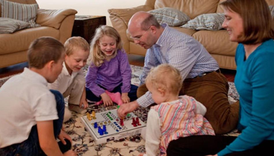 Familienheimabend Mormonen Familienritual