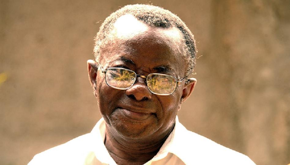 Zu sehen ist Bruder Johnson, der das Evangelium Jesu Christi in Afrika verbreitete und so dabei half die Kirche des Herrn dort zu etablieren.