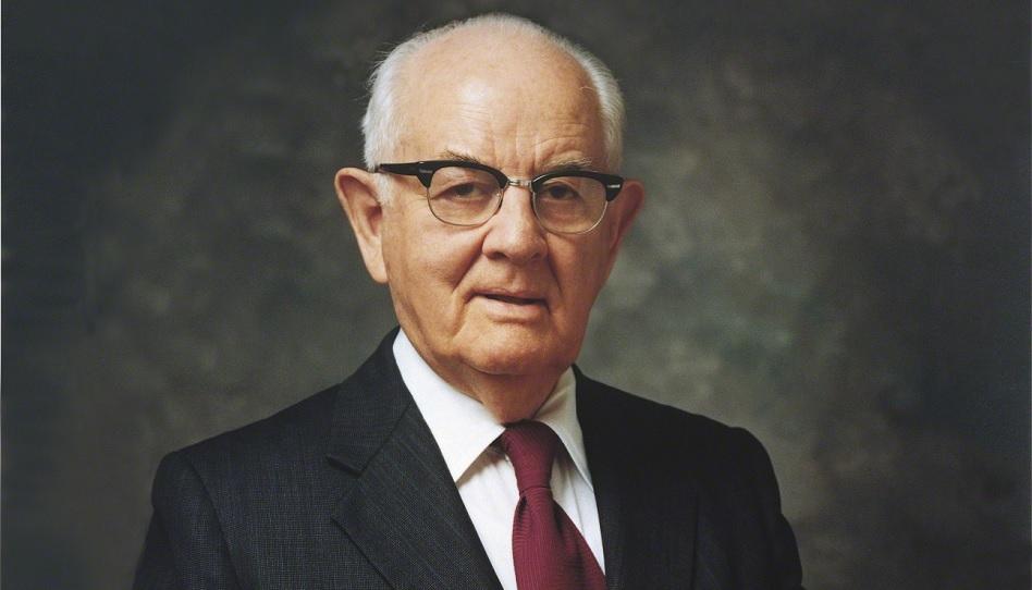 Präsident Spencer W. Kimball