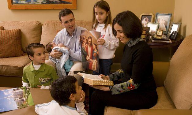 53 Ideen für einen Familienabend mit einem Kleinkind