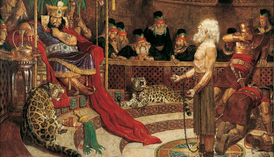 König Noa – ein hebräisches Wortspiel im Buch Mormon