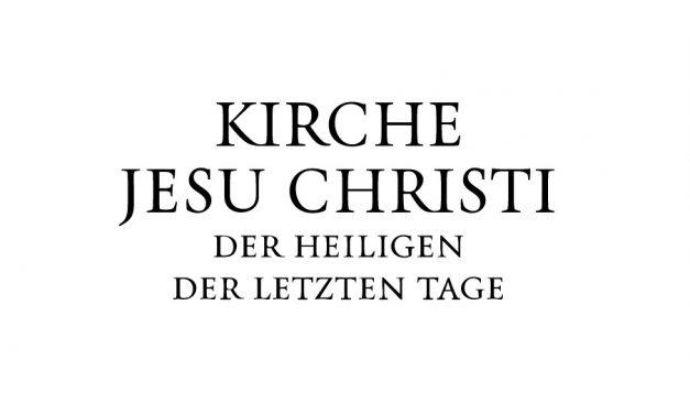 Wir sind Mitglieder der Kirche Jesu Christi der Heiligen der Letzten Tage
