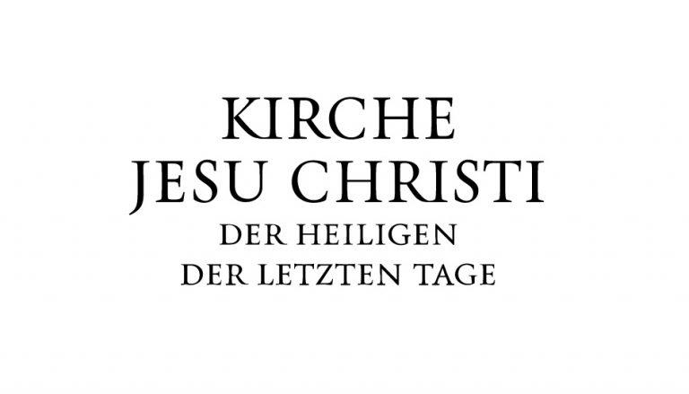 Der Name der Kirche - Kirche Jesu Christi der Heiligen der Letzten Tage