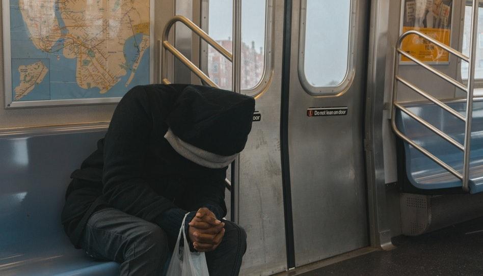 Depressionen in der Bahn
