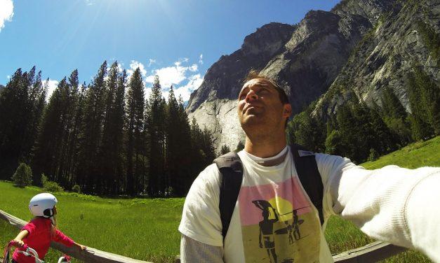 Bekannter Blogger der Kirche teilt seine größten Ängste und Freuden als Vater
