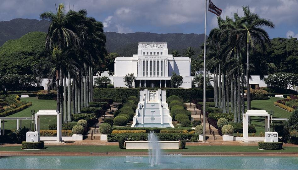 Laie Hawaii Tempel