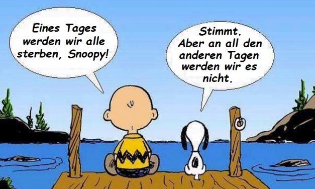 """""""Peanuts""""-Schöpfer Charles Schulz' besondere Verbindung zu Heiligen der Letzten Tage"""