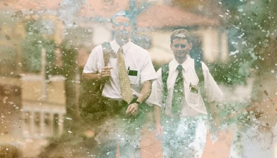 Missionare Weihnachten Berliner Mauer